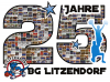 25 Jahre BGL Feier für Mitglieder und ihre Angehörigen