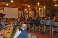 25 Jahre BGL Feier für Funktionäre und Ehrengäste