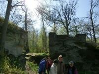 BGL-Wanderung Hassberge 19. April