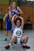 Spiel D1 28.01.17 gegen Regensburg Baskets